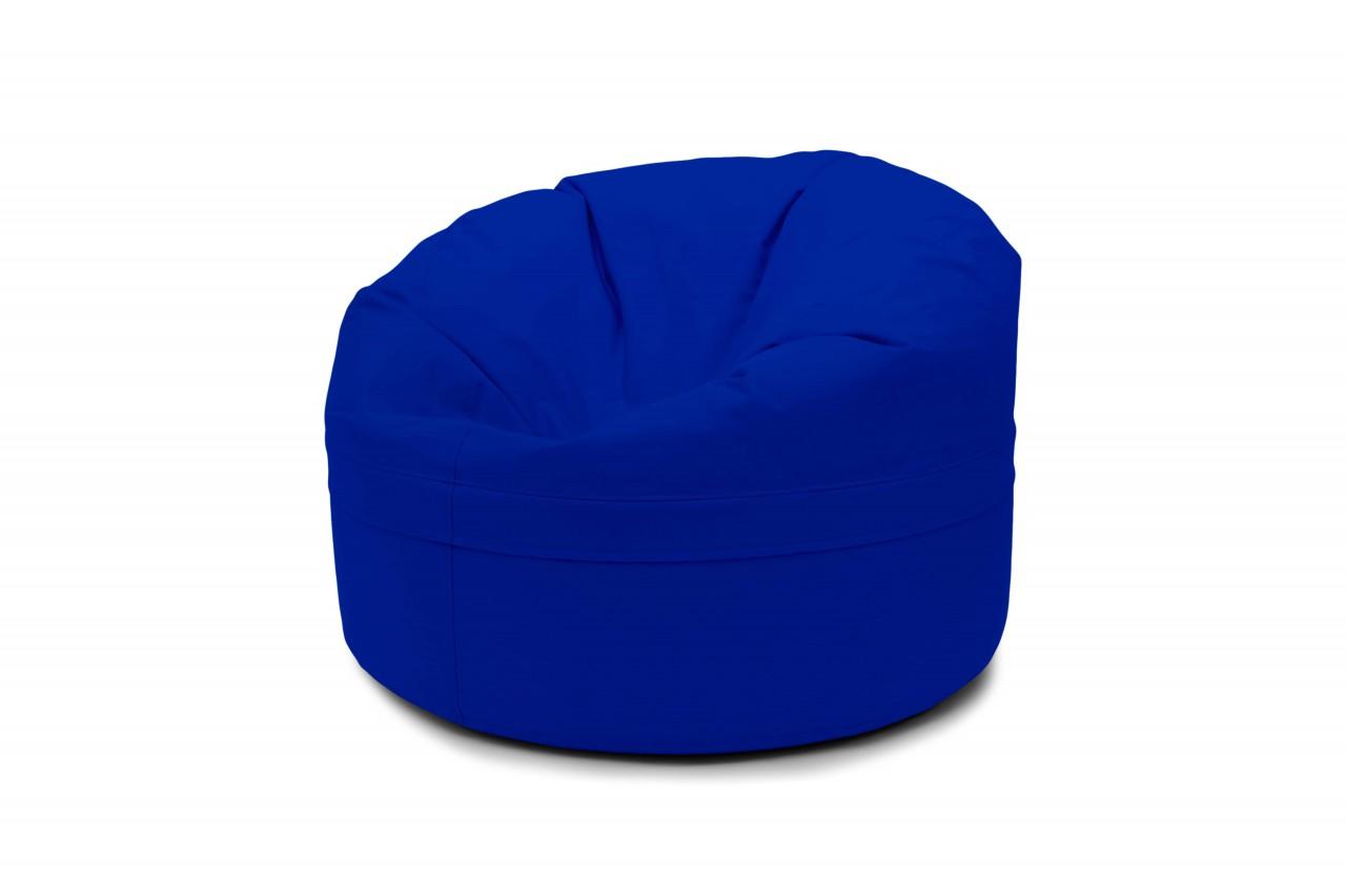 Stoff Ox - Blau