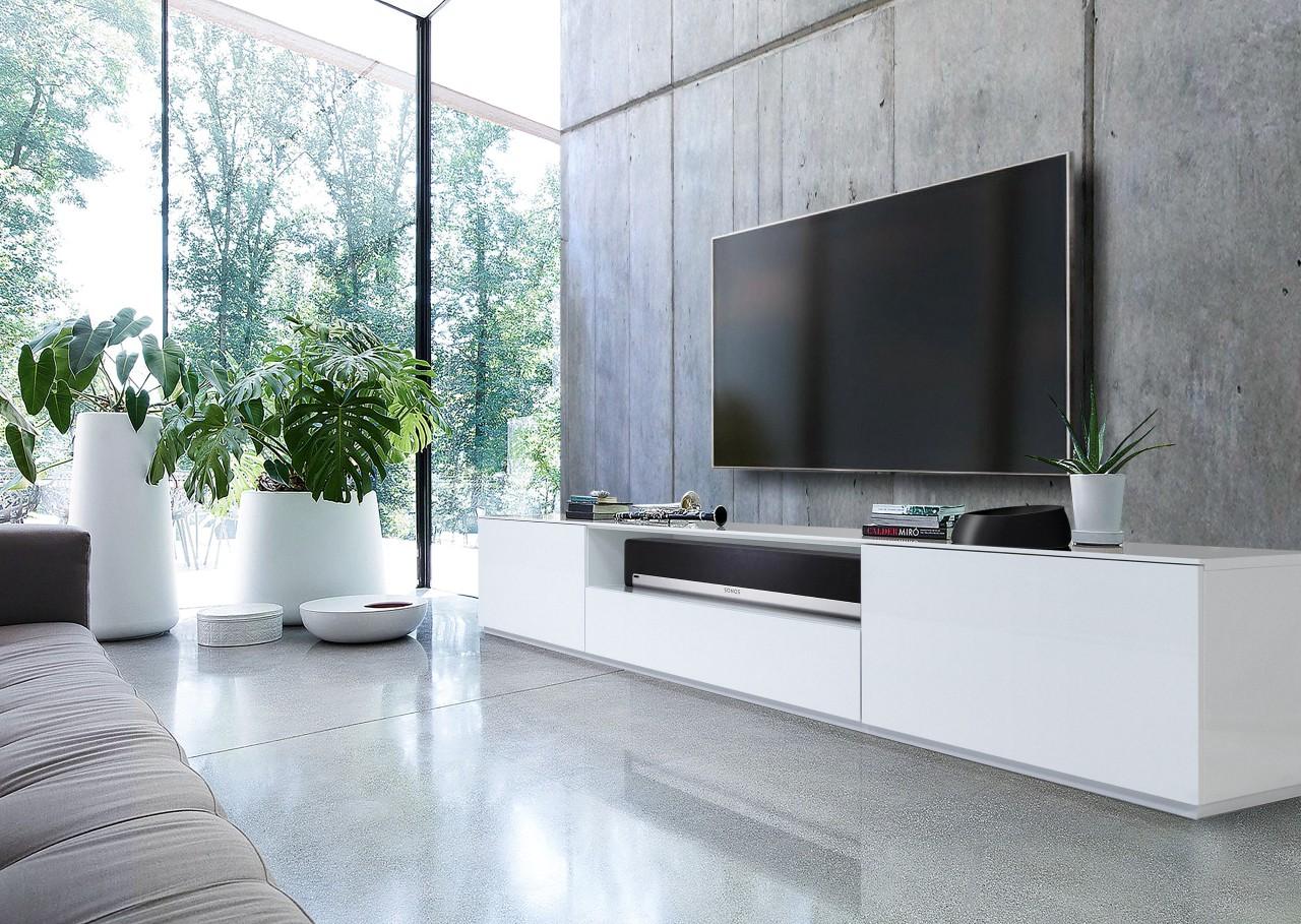 Lowboard Weiß 180 Cm : lowboard weiss hochglanz lackiert 180 cm monaco mdv h ~ Yuntae.com Dekorationen Ideen