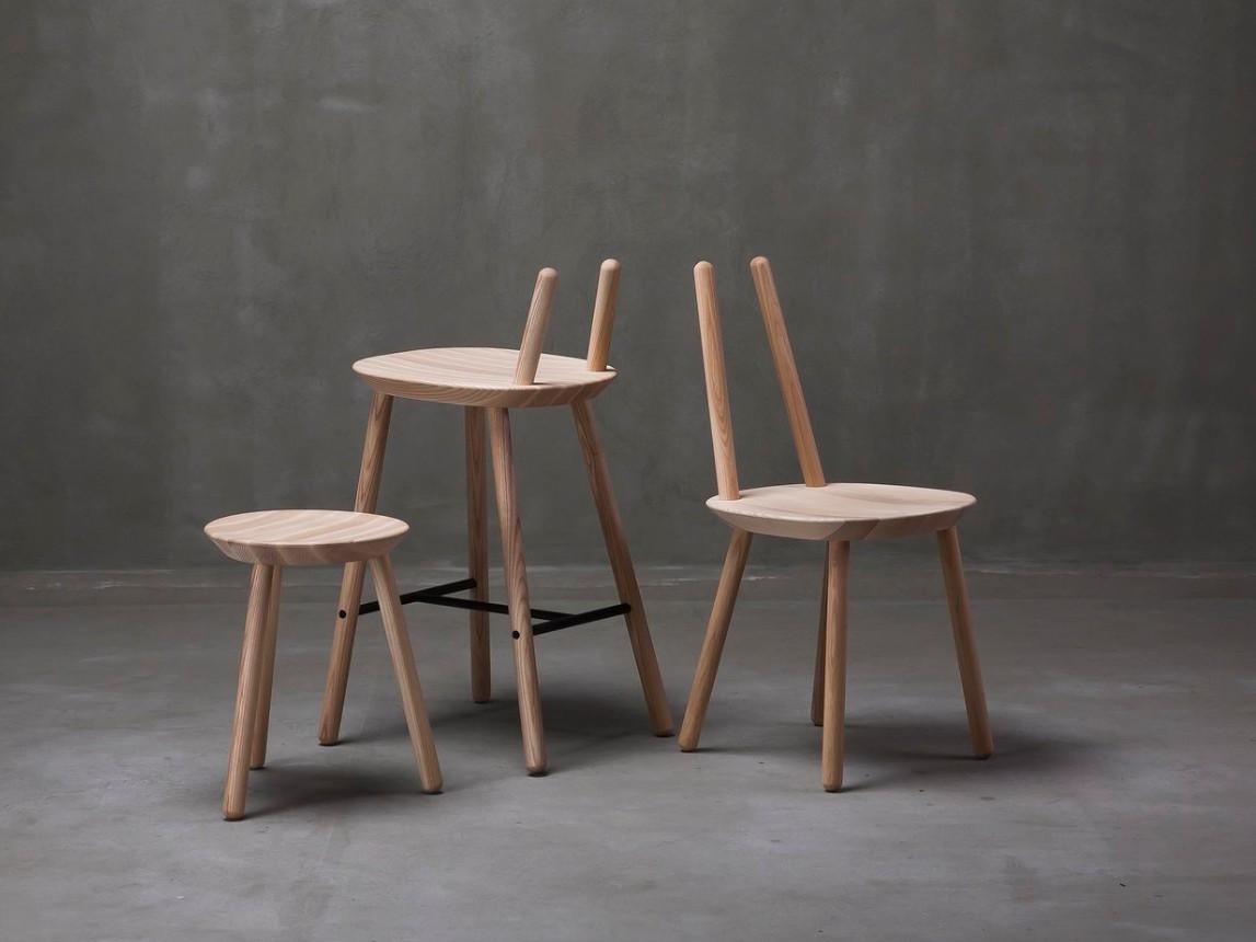 Design Semi-Barstuhl Naive - EMKO